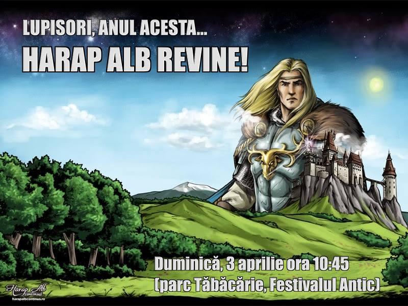 Harap Alb Revine!