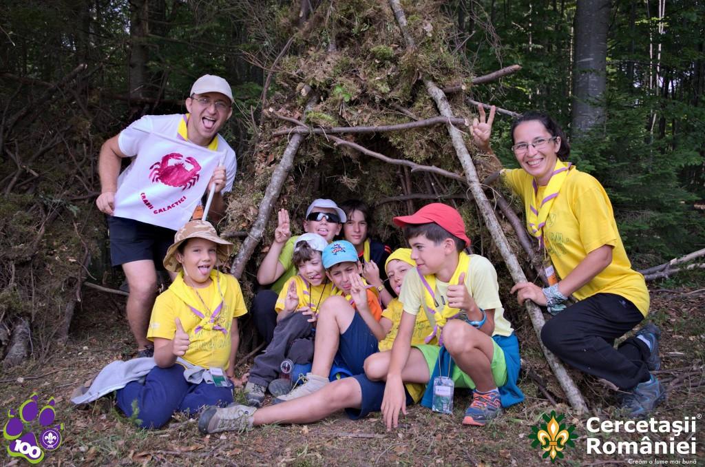 Campul National de lupisori Crasna 2016